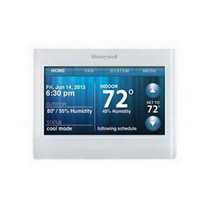 Honeywell Th9320wf5003 Wi fi 9000 Color Touchscreen Programmable Thermostat