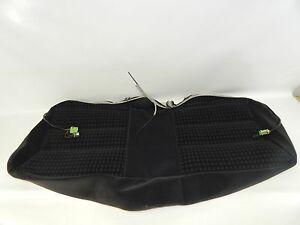 New Oem 2002 2003 Volkswagen Vw Passat Rear Seat Bench Cushion Cover Black Cloth