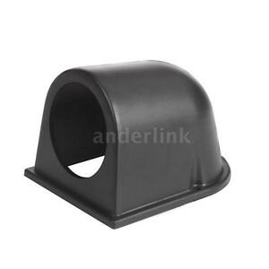 Single Hole Auto Car Gauge Meter Mount Holder Pod Cup 2 52mm Universal Plastic