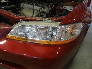 Oem Drivers Left Side Head Light 2000 Honda Accord
