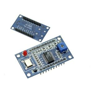 Ad9851 Dds Signal Generator Module 0 70mhz 2 Sine Wave And 2 Square Wave Ca New