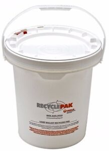 Dental Amalgam Waste Recycle Disposal Container 5 Gallon Prepaid Label Free