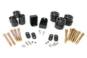 Rou Rc608 Rough Country 87 95 Jeep Wrangler Yj 1 25in Body Lift Kit