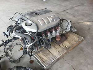 2008 Pontiac G8 Engine 6 0 V8 L76 Complete With Transmission Auto Rwd 6l80