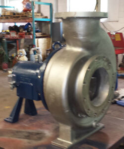 Ingersoll Rand 2801009 10 x8 x13 Stainless Steel Centrifugal Pump