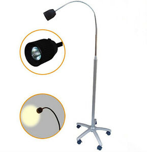 Dental Medical Halogen Exam Lamp Floorstanding Examination Light Jd1500 Us Stock