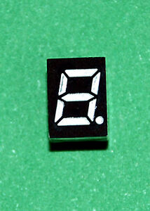 100pc 0 28 7 segment Led Display Xdk 2181bgci color Green Ca Com Anode Xdk