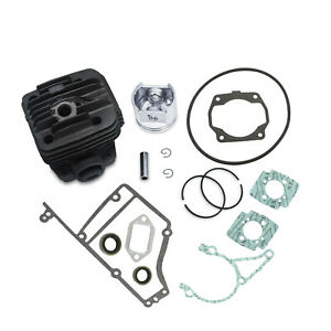New Cylinder Rebuild Kit Fits Stihl Ts400 Piston Gaskets Piston Rings Seals