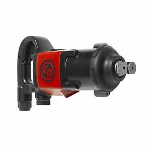 Chicago Pneumatic D handle Impact Wrench 3 4 Drive Standard Anvil 7763d