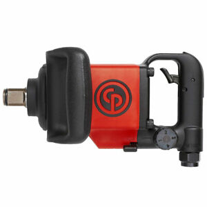 Chicago Pneumatic D handle Impact Wrench 1 Drive Standard Anvil 7773d