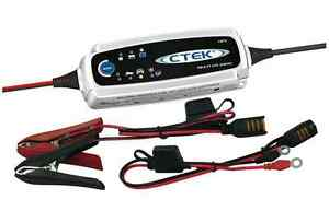 Ctek 56 158 1 Multi Us 3300 Fully Automatic 12 Volt 4 Step Battery Charger