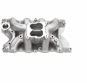 Edelbrock 7566 Rpm Air gap 460 Intake Manifold For 429 460ci Ford Big Block V8