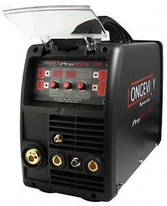Longevity Pro mts 200i 3in1 Mig Tig And Stick Welder 110 220 50 60hz 1 Phase