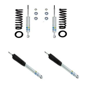 Bilstein Front Rear B8 Shock Absorbers For Toyota Tundra Rear Lifted Height 0 1