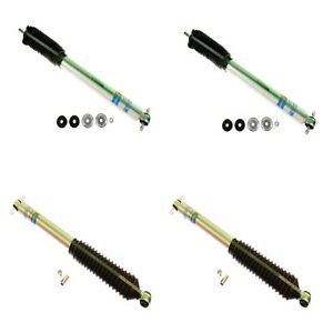 Bilstein Front Rear B8 5100 Shock Absorber Kit For Jeep Grand Cherokee Wagoneer
