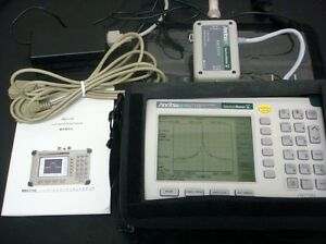 Anritsu Ms2711d 006 fcn4760 6ghz Handheld Spectrum Analyzer