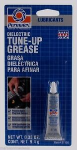 Permatex 81150 Dielectric Tune Up Grease Auto Lube Lubricant Oil 0 33 Oz New