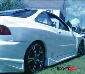 94 01 Acura Integra Jdm Wide Body Rear Over Fenders Body Kit Dc2 Canada Usa