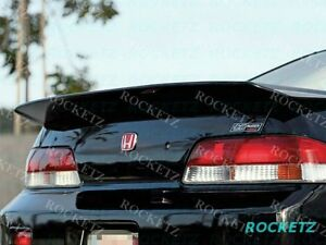 97 01 Honda Prelude Jdm Mugen Style Trunk Wing Spoiler Sh Se Bb6 Usa Canada
