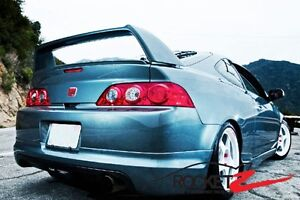 2002 2006 Acura Rsx Jdm Type R Dc5 K20 Rear Trunk Spoiler Wing Canada Usa