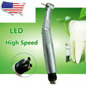 Kavo Type Dental High Speed Handpiece E generator Fiber Optic Led Push Button