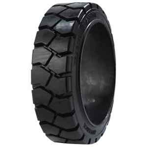 22x12x16 Tires Solid Advance Forklift Press on Tire 22 12 16 Traction 221216