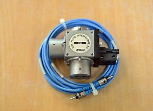 Zygo 7006 Plane Interferometer 7003a Retrcreflector X2 Free Ship