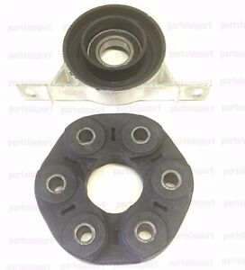 Bmw Driveshaft Center Carrier Support With Bearing Flex Disc Guibo Joint Kit