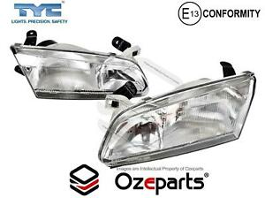 Set Pair Of Lh Rh Head Light Front Lamp For Toyota Camry 20 Series 1 1997 2000