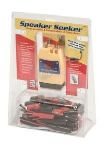 Jdsu Test um Tp400 Speaker Seeker Coaxial 20 cable wire Mapping Tester Module