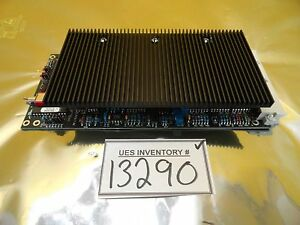 Anorad 69812 Servo Amplifier Y axis Pcb Card 3900045 Amat Orbot Wf 736 Duo Used