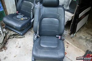 2005 Cadillac Deville Front Right Passenger Seat Leather Oem 05