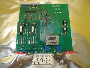 Anorad 70936 Encoder Interface Pcb Board Amat Orbot Wf 736 Duo Used
