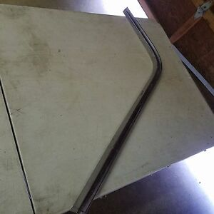 1955 1956 1957 Chevy Nomad Safari Ss Side Window Trim Passenger Side Lower Front