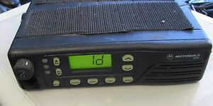Motorola Gtx Model M11ugd6cb1an Radio