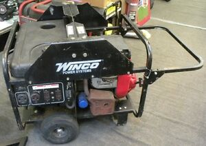 Used Portable Generator In Stock Jm Builder Supply And