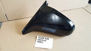 1996 2000 Honda Civic Coupe Left Driver Side Mirror Powered Black Oem 98hc3