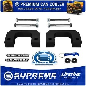 2 Lift Leveling Kit 07 19 Chevy Silverado Gmc Sierra 1500 Front Strut Spacers