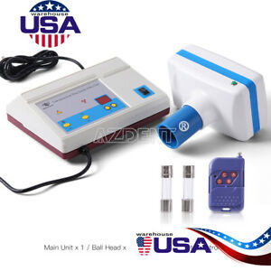 Us Stock 1x Dental Portable Mobile Unit Digital Machine Equipment X ray Blx 5