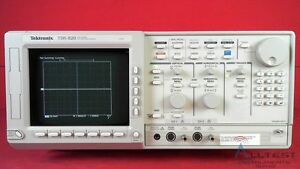 Tektronix Tds820 Digitizing Oscilloscope 6 Ghz tested And Calibrated Digitiz
