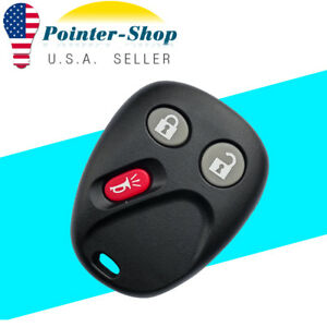 1pc Replacement Entry Remote Keyless Car Key Fob Transmitter For Lhj011 New