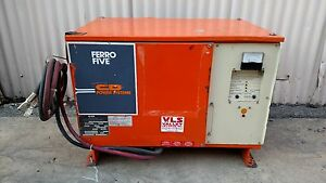 Ferro Five Forklift Battery Charger