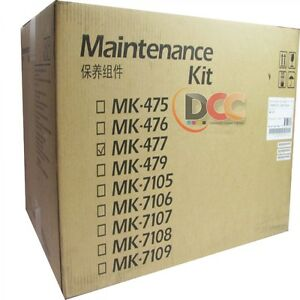 Kyocera Mita Mk 477 300k Maintenance Kit For Fs6525mfp 1702k37us0