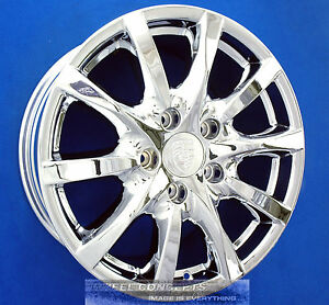 Porsche Cayenne 18 Chrome Exchange 18 Inch Wheels Rims New 67401