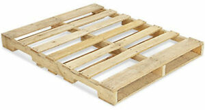 Recycled Wood Pallets 48 X 40 4 way Pallet Free Shipping