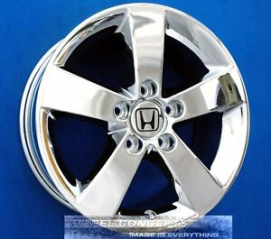 Honda Civic 16 Inch Chrome Wheel Exchange 16 Rims Civic 63899 Coupe Sedan