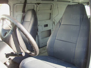Chevy Astro Van 2000 2005 Iggee S Leather Custom Seat Cover 13 Colors Available