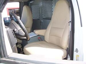 Chevy Express Van 2000 2016 Iggee S Leather Custom Seat Cover 13colors Available