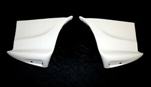 Yonaka Pair Toyota Supra 93 98 Mkiv Rear Bumper Lips Skirts Guards Oem Jdm