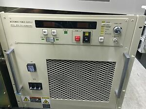 Nihon Koshuha Microwave Power Source Mkn 502 3s2b03 ps